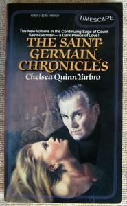The Saint Germain Chronicles By Chelsea Quinn Yarbro Pb 1st Timescape Ebay