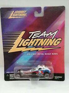 Johnny-Lightning-034-Team-Lightning-034-Bozo-Bugaboo-Dragster-Mint-Carded