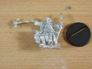 Classic Metal Warhammer Lotr Kardush Fire Caster Non Peinte (4230)-afficher Le Titre D'origine