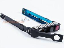 """2.5"""" SFF SAS SATA HDD Tray Caddy for HP G8 Gen8 651687-001 651699-001 DL380p G8"""