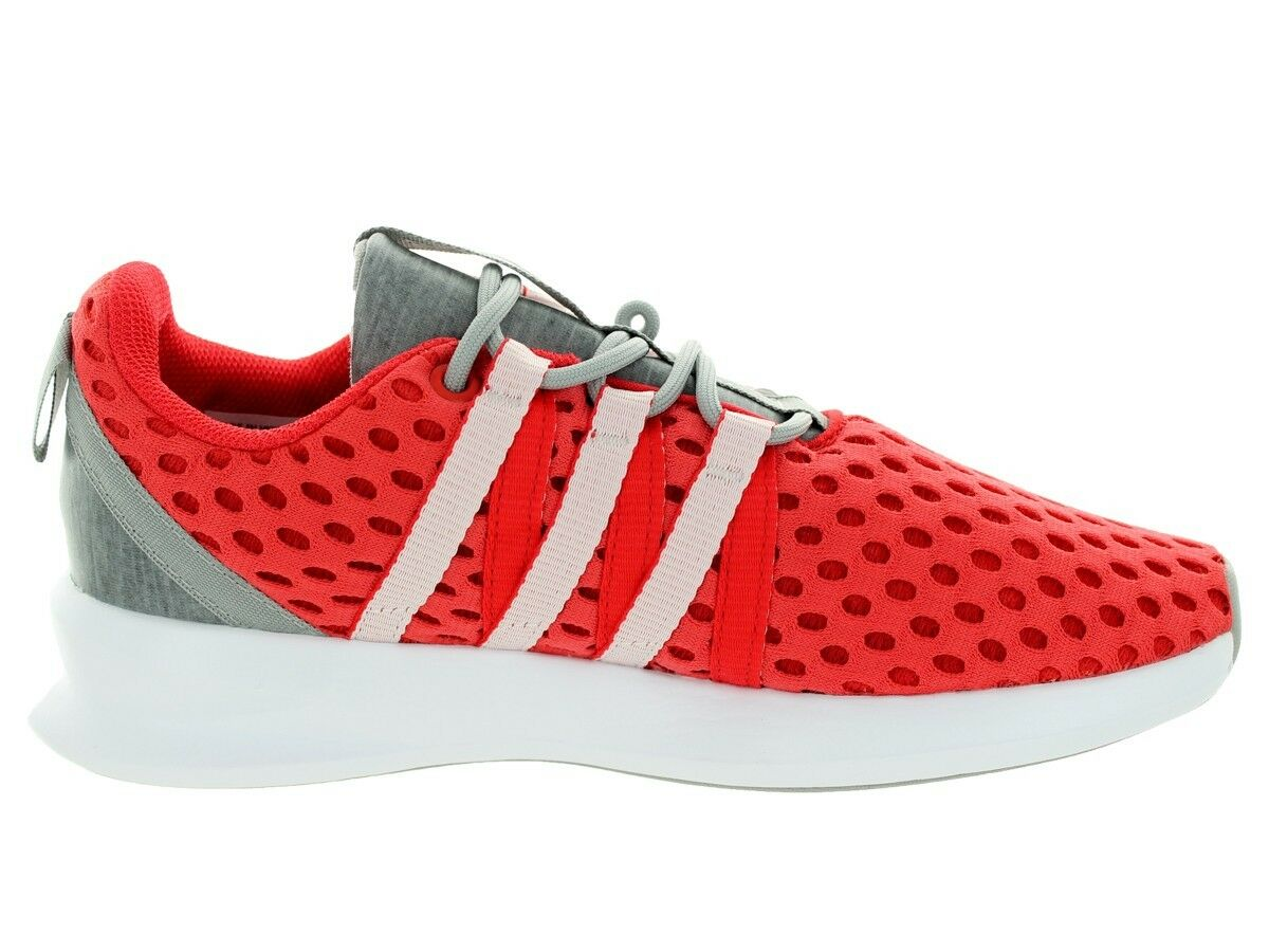 D69854 Women's Ladies Adidas SL Loop Racer Tomato/Ftwwht/Mgsogr Authentic
