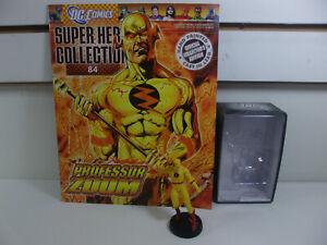 EAGLEMOSS-Figure-amp-Magazine-Classic-DC-Super-Hero-Collection-84-Professor-Zoom