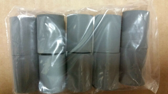 PACK OF 10 PCS. MULTI FEED PREVENT ROLLER TIRE 25SA40960, 4024-2058-01, 5A814370