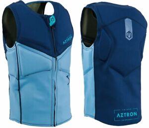 AZTRON CHIRON Safty Vest Neoprenweste Prallschutzweste Wakeboard Kiteweste