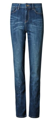 M in vita Pole si Collection i s jeans Straight sotto Indigo elasticizzati trova Pxnx7w