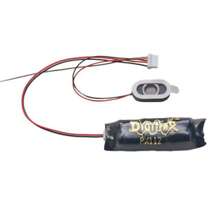 Digitrax-New-2020-PX112-6-Power-Xtender-For-N-Scale-6-Pin-Sound-Decoders