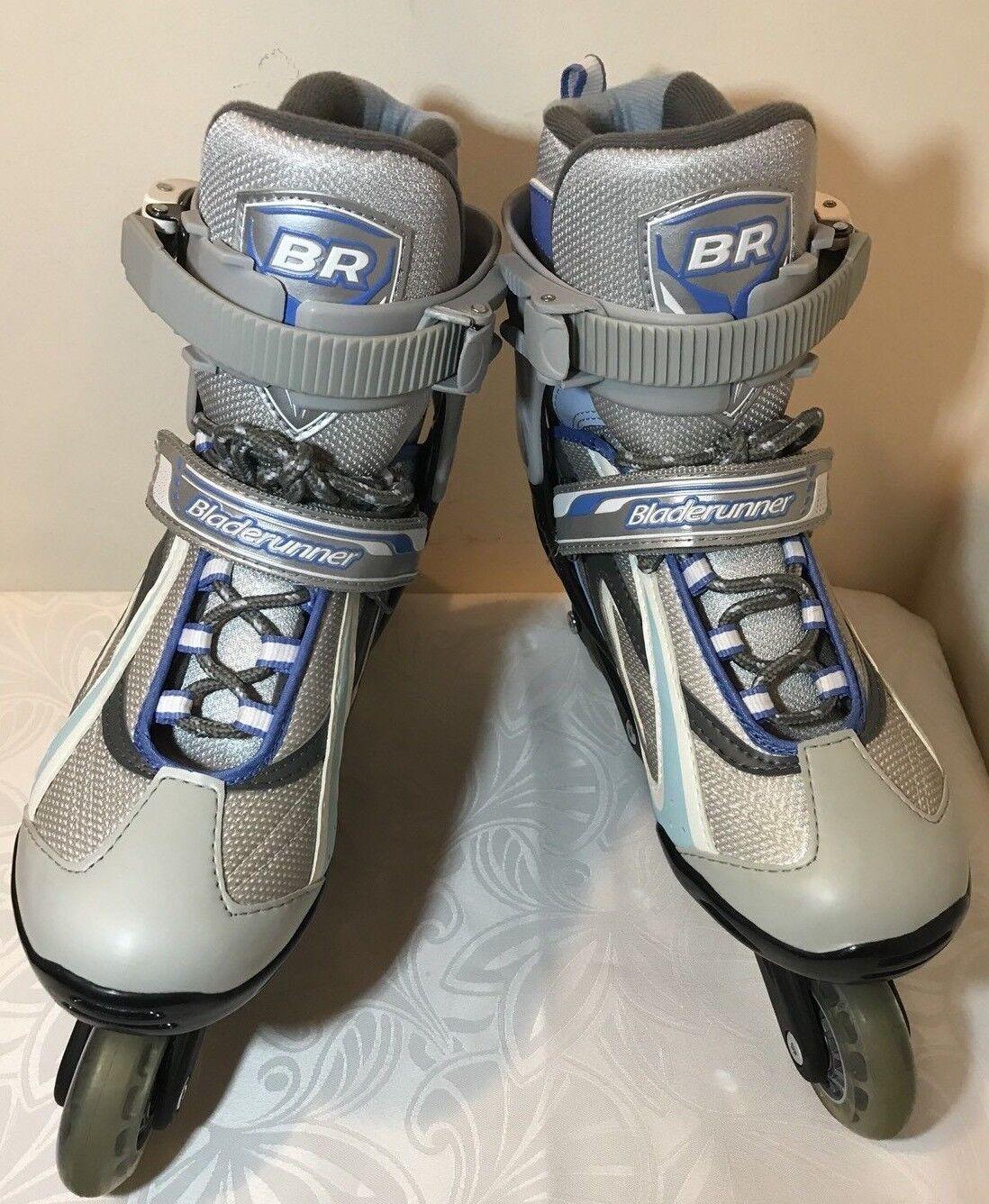 Bladerunner Performa ABEC5 78A ,78MM Max Inline Skates Rollerblade  Größe 7