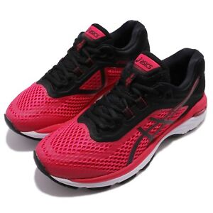 Asics-GT-2000-6-Pink-Mesh-Women-Road-Running-Shoes-Sneakers-T855N-2190
