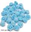 thumbnail 21 - 50-500PCS-6cm-Foam-Roses-Artificial-Flower-Wedding-Bride-Bouquet-Party-Decor-DIY