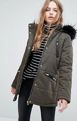 New Look Parka Coats