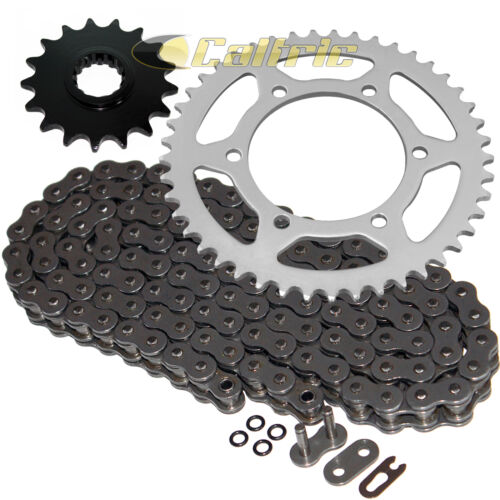 O-Ring Drive Chain and Sprockets Kit for Yamaha R1 YZF-R1 2004 2005 2006 2007 08