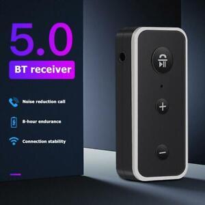 BT510-Bluetooth-5-0-Audio-Receiver-3-5mm-Jack-AUX-Handsfree-Talking-Adapter