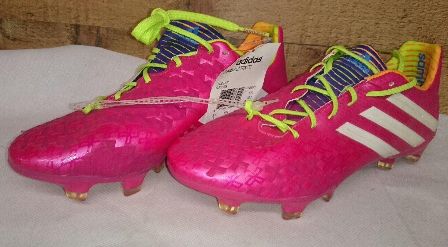 Adidas predator LZ TRX FG Football Men's Shoes Comfortable Comfortable and good-looking