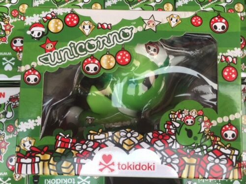 tokidoki 5 inch Natalia Holiday Unicorno