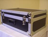 Universal Gerätekoffer Schwarz Transportkoffer Koffercase Tour Flightcase Koffer