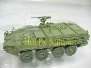 1-72-US-Army-M1126-STRYKER-Infantry-Carrier-Vehicle-Finished-Painted-Model-Tank