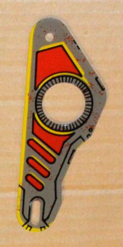 Williams JOHNNY MNEMONIC Pinball Machine NOS Slingshot Plastic