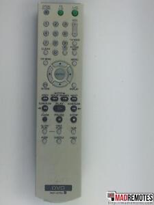 OEM-Sony-DVD-Remote-Control-for-147917941-147917942-DVPNC60P-DVPNC800HB-amp-More