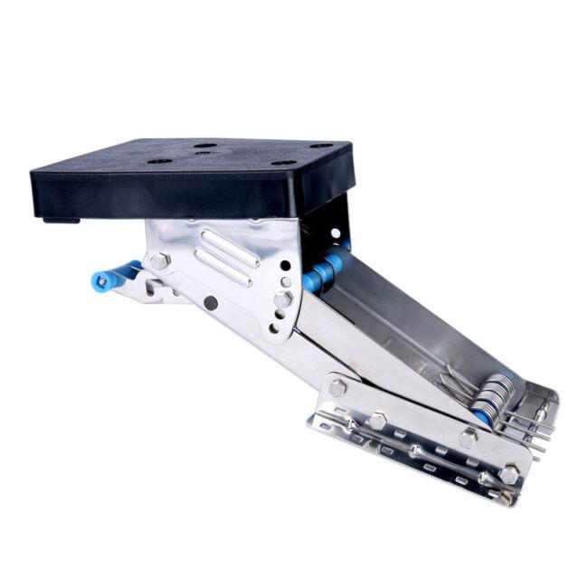 Stainless Outboard Motors Bracket for 2 Stroke 20HP, Heavy Duty, Durable