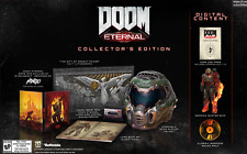 Doom Eternal Collector's Edition FOR PS4 brand new and sealed