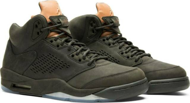 promo code f044e 5872c Nike Air Jordan Retro 5 V Take Flight Premium Sequoia Size 11.5 Rare