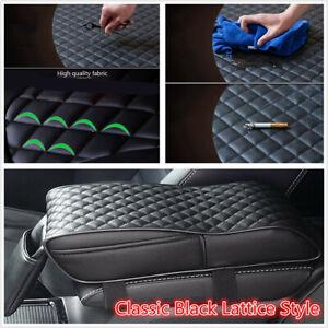 Memory Foam O Lattice.Details About Classic Black Lattice Car Center Console Armrest Heighten Memory Foam Pillow Pad