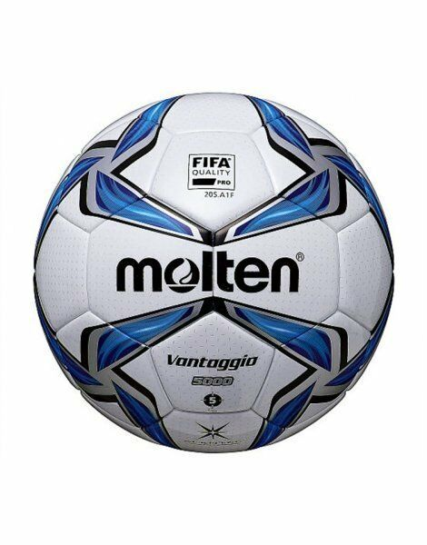 Molten F5V5000 FIFA Approved ACENTEC Vantaggio Match Training & Leder Football
