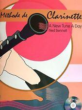 Ned Bennett - Méthode de Clarinette - A New Tune A Day