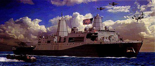 BRONCO 1 350 LPD-22 USS San Diego  nb5038