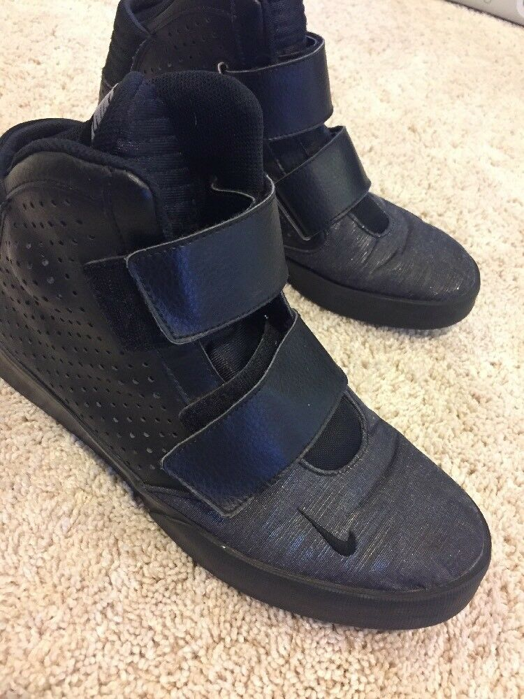 Nike Flystepper 2K3 Men's Shoes Triple Black Size 10