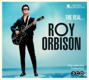 Roy-Orbison-The-Real-Ultimate-Collection-3-CD-NEW-SEALED