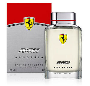 Ferrari Scuderia 125 ML Men EDT Perfume