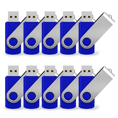 Wholesale 10//20//50 Pack 2GB Metal Key Pen Drive Memory Stick USB2.0 Flash Drives