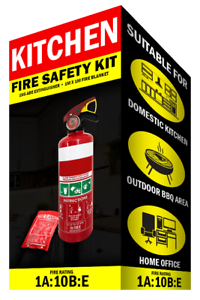 Fire-Extinguisher-Home-Kit-1kg-ABE-Fire-Extinguisher-amp-1x1-Mtr-Fire-Blanket