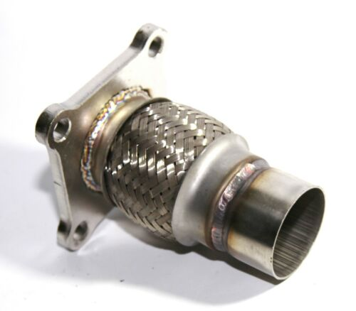 "2/"" SS Catback Exhaust Flex//Down Replacement Pipe fit 96-07 Dodge Caravan Neon"