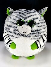 43524cfd4fa item 4 TY Beanie Baby Ballz OASIS Large Zebra 9