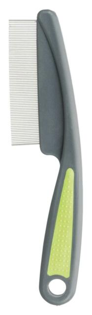 Flea & Dust Comb for Small Animals Grooms & Stimulates Small Pets