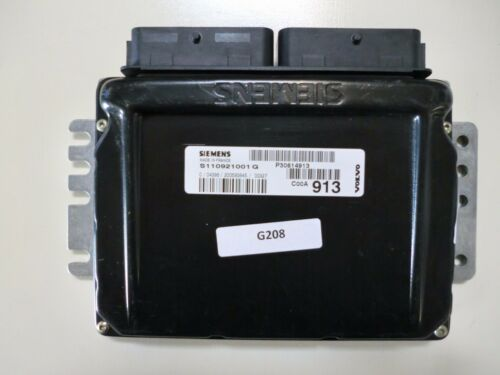 P3061491301-02 VOLVO TURBO OEM ENGINE CONTROL MODULE UNIT PCM ECM ECU