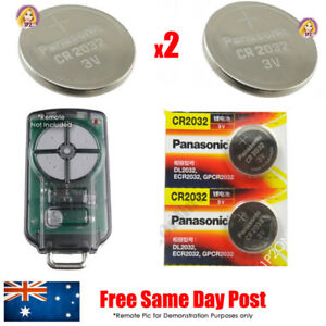 Ptx 5v2 Ata Garage Door Remote Control Battery Replacement