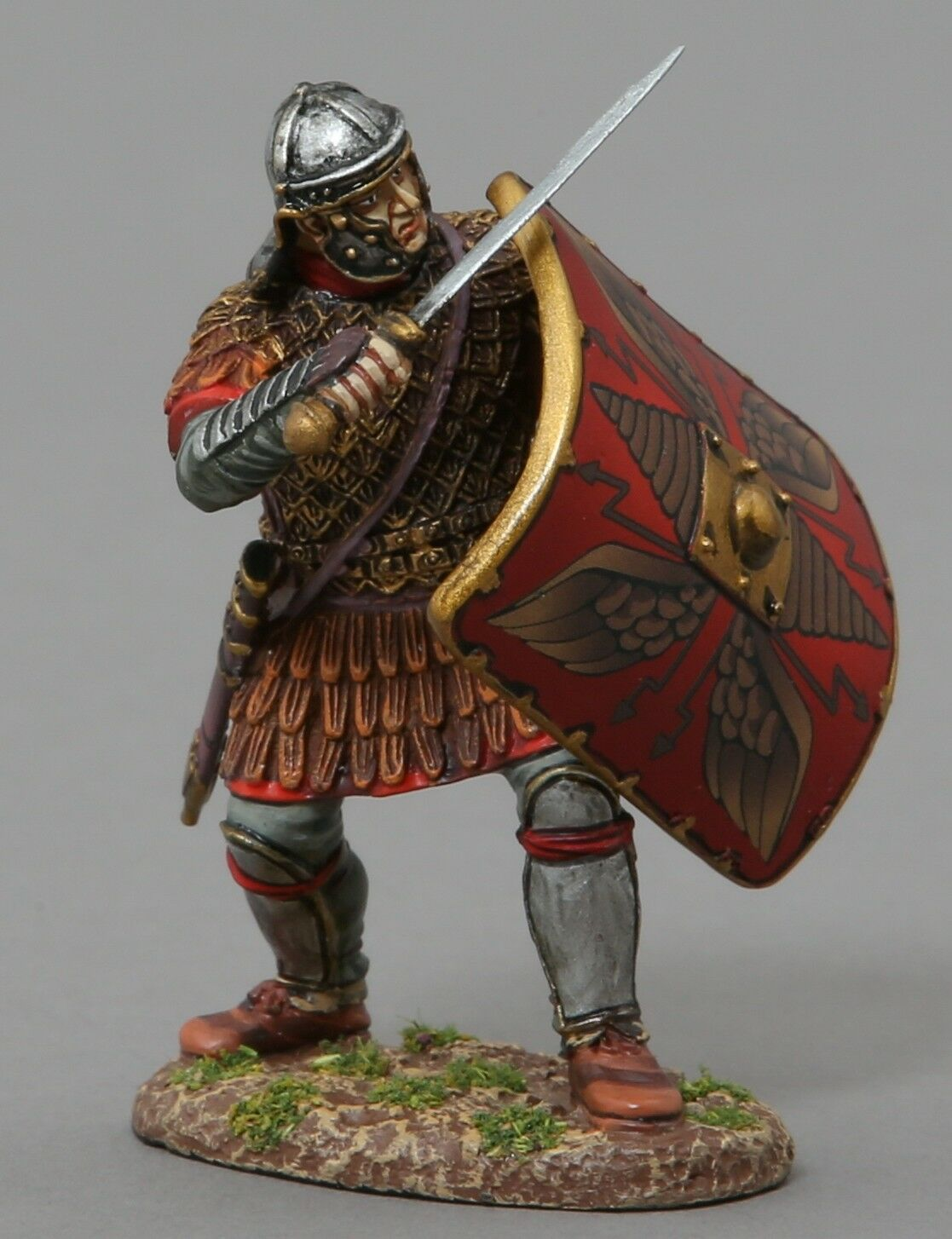Thomas Gunn Roman Empire ROM068A Imperial Legionär Parry MIB