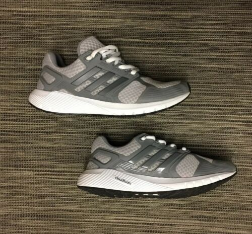 plata Mint gris Adidas 8 mujer en 6 para Cloudfoam Entrenadores Tamaño Cond Duramo blanco 67qrw8R7zx