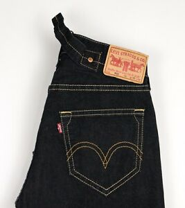 Levi-039-s-Strauss-amp-Co-Hommes-902-10-Jeans-Jambe-Droite-Taille-W30-L30-ASZ1503