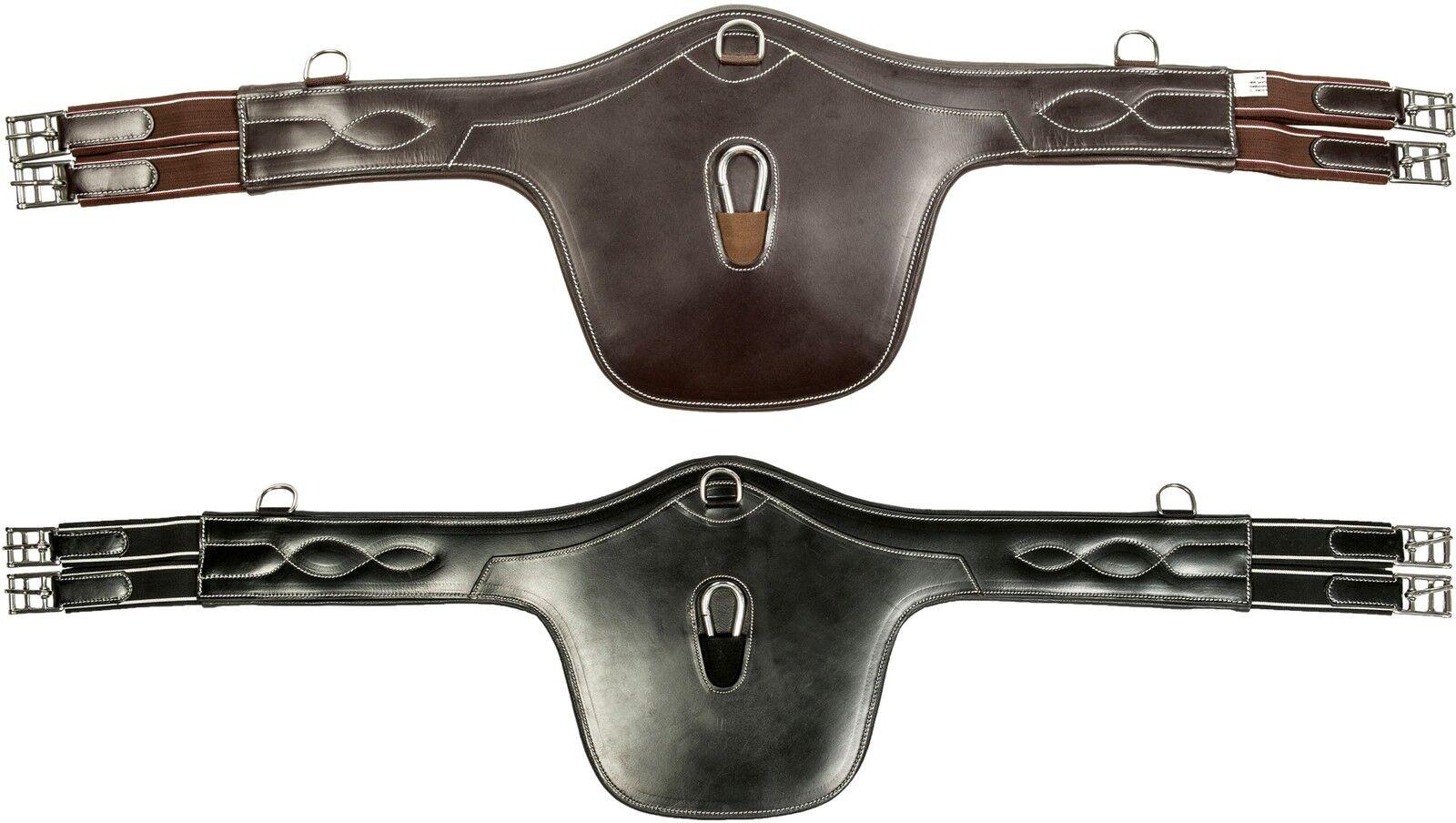 HKM  Leather Surcingle Studs Belt Soft (8032)  2018 store