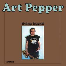 Art Pepper - Living Legend [New Vinyl] Spain - Import