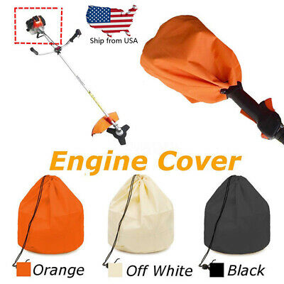3x Trimmer Engine Dustproof Cover Fit Stihl Echo RedMax Weedeater Edger Pole Saw