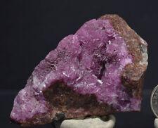 Hot Pink Cobalto Calcite, Zaire