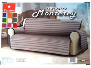 Salvadivano-Copridivano-Monterey-Double-Face-Trapuntato-Poltrona-2-3-4-posti