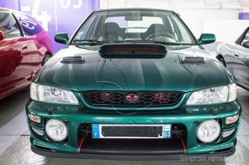 SUBARU Alcylone Vortex Legacy Liberty Front Rubber Bumper Splitter Chin Lip Trim
