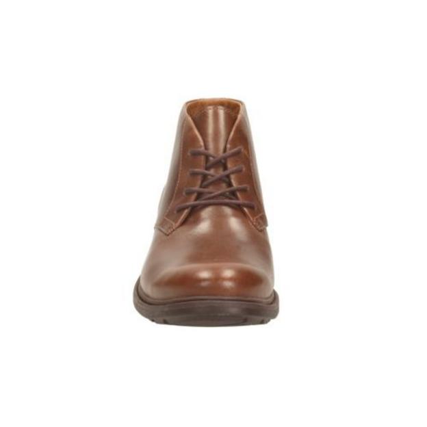 Clarks  Chukka Uomo Buckland Mid -  Chestnut Leder Chukka  Stiefel UK 6 80e23d