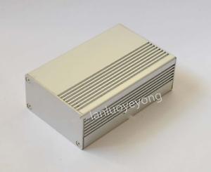 5pcs 100*65*35 Enclousure CASE Electronic Instrument Boîte en Métal//Aluminium box//À faire soi-même